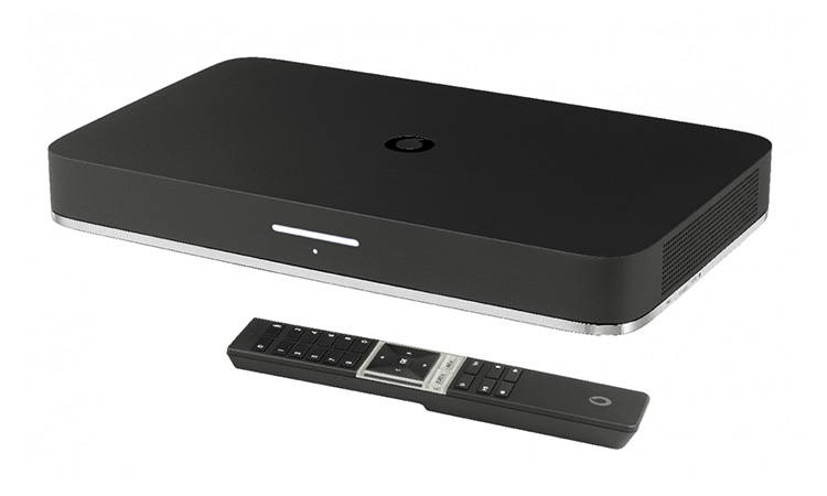 Vodafone Giga TV Box