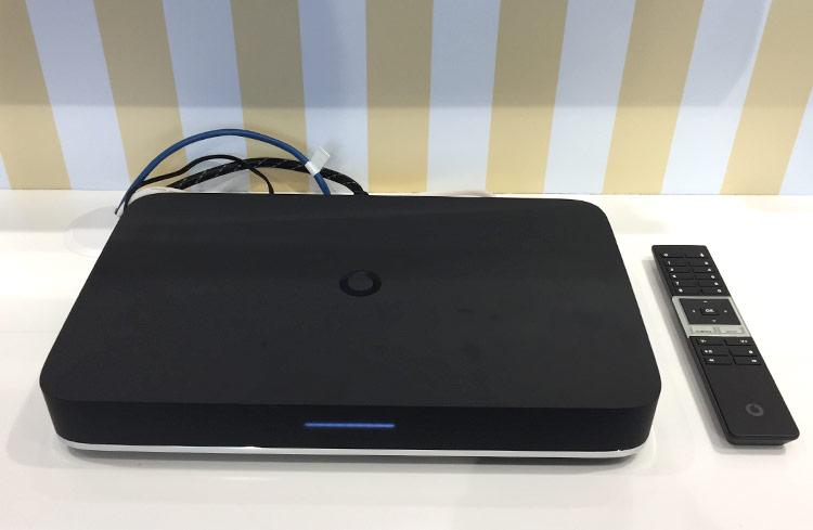 Vodafone Giga TV Box