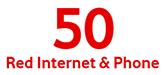 Navigation: Vodafone 50 DSL aktiv