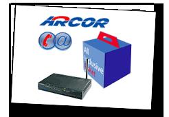 Arcor DSL Paket