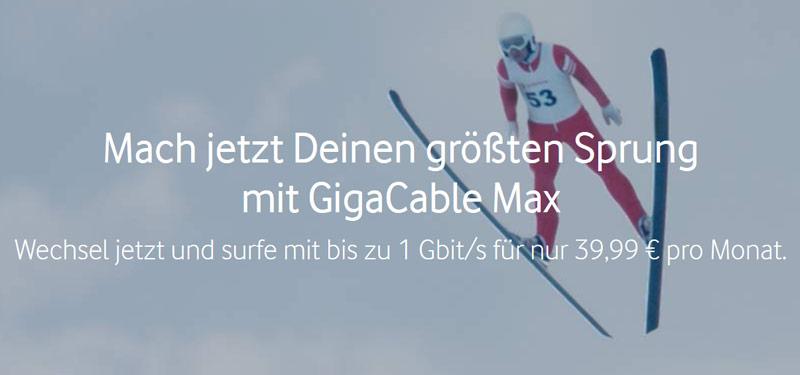 Vodafone Cable Max 1000