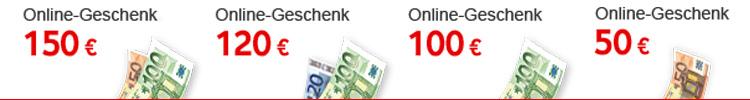 Vodafone Online-Geschenke