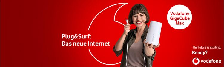 Vodafone Kampagne: Das neue Internet