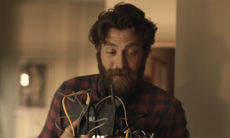 Vodafone Werbespot: Plug and Yeah