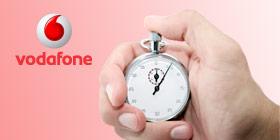 Vodafone DSL Speedtest