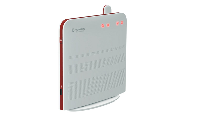 Die ältere und mittlerweile eingestellte Vodafone Easybox 803