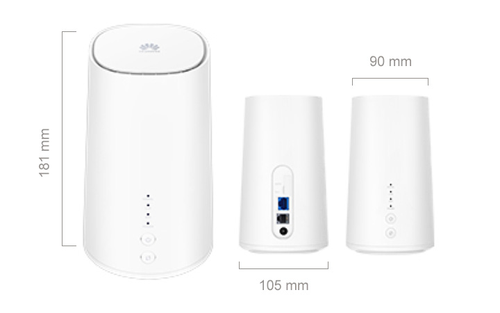 Vodafone Gigacube Lte Router Die Kompakte Box Von Huawei
