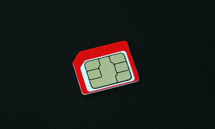 Vodafone Giga Cube - Micro SIM Karte