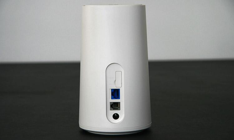 Vodafone Giga Cube - Rückansicht