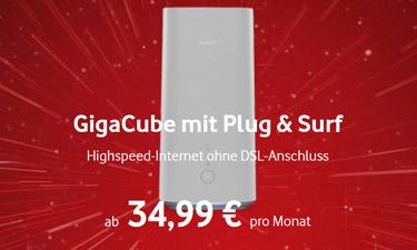 Vodafone Giga Cube