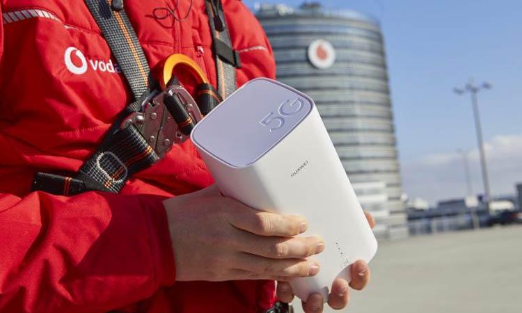 Vodafone GigaCube 5G Router