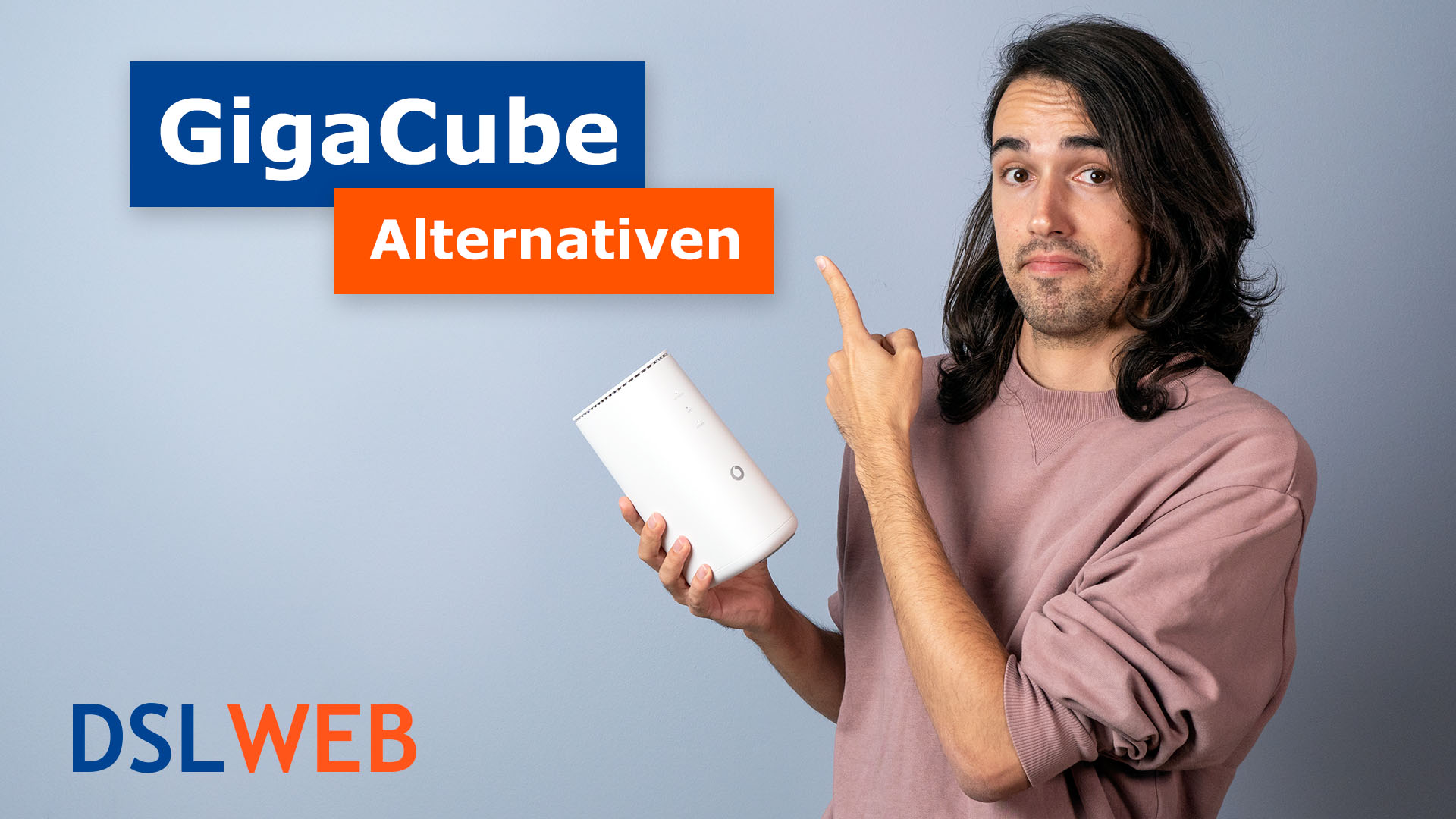 Vodafone GigaCube Alternativen