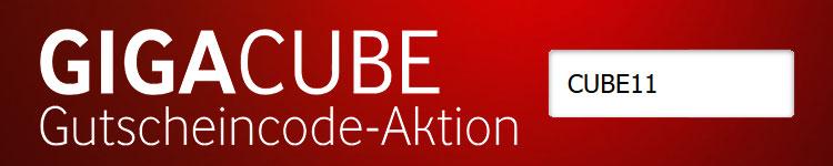 Vodafone GigaCube Gutscheincode