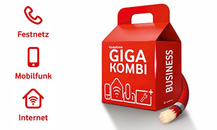 Vodafone GigaKombi Business