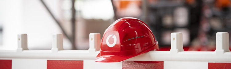 Vodafone GigaSpeed Netzausbau