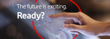 Aktuelle Vodafone Kampagne: Internetsurfen mit bis zu 400 Mbit/s