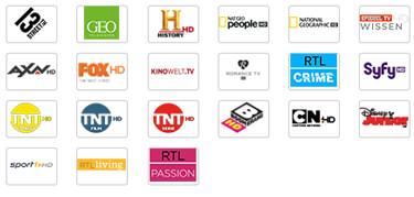Vodafone HD Premium DSL Sender