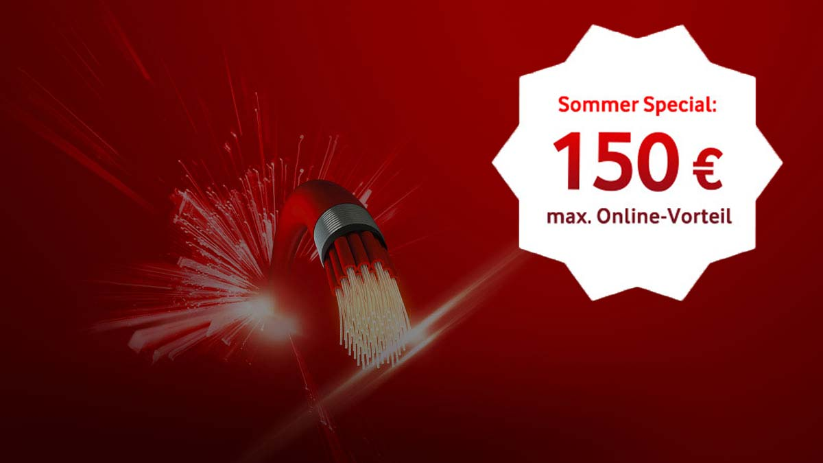 Vodafone Sommer-Special