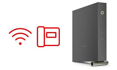 Vodafone Kabelrouter