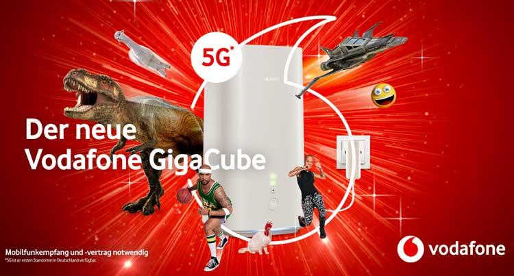 Vodafone Befreie dein Internet