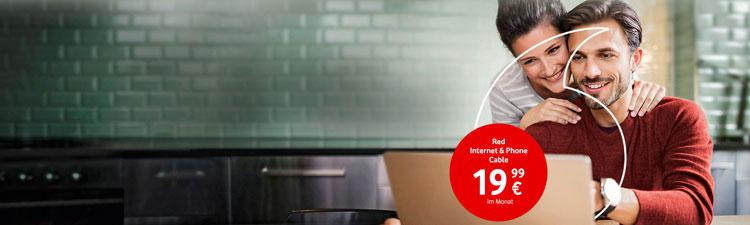 vodafone red internet phone 32 cable 32 mbit doppel flat im test. Black Bedroom Furniture Sets. Home Design Ideas