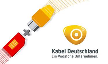 Kabel Deutschland ist jetzt ein Vodafone Unternehmen