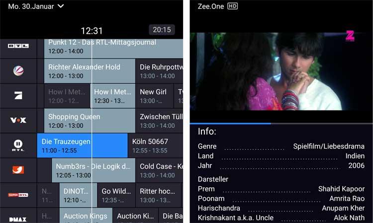 Waipu TV: Programmführer und Sendungsinfos