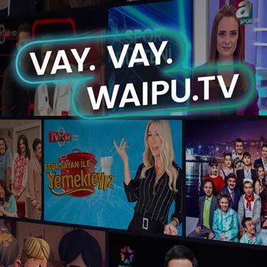 Waipu TV Türk-Paketi