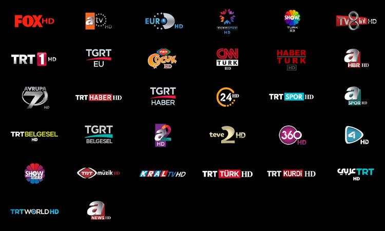 Waipu TV Türk Paketi Sender