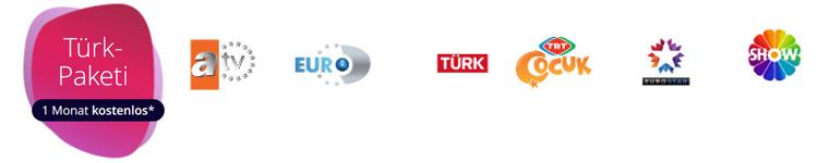 Waipu TV Türk Paketi