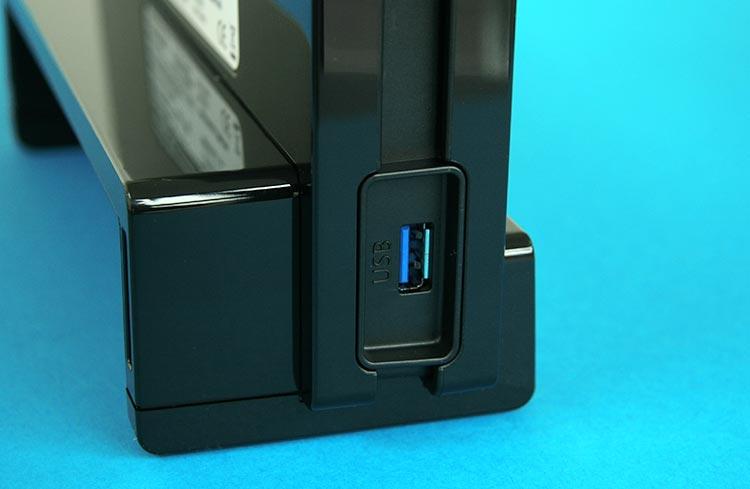 1&1 BusinessServer USB Anschluss