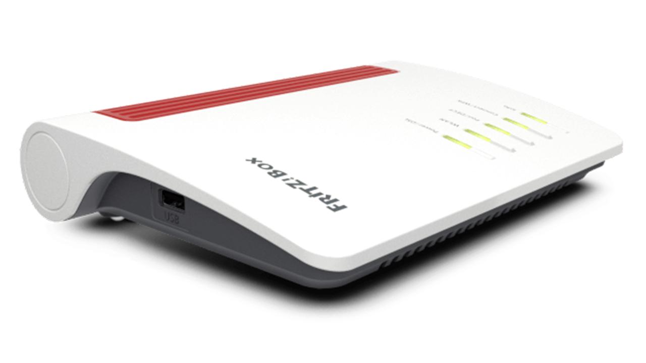 AVM FritzBox 200 AX   bis zu 20.20 Mbit/s dank WiFi 20