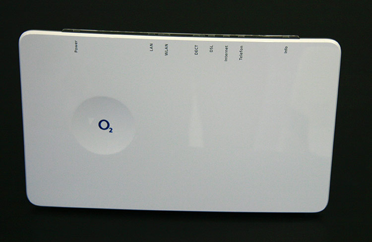 o2 Homebox 2 Front