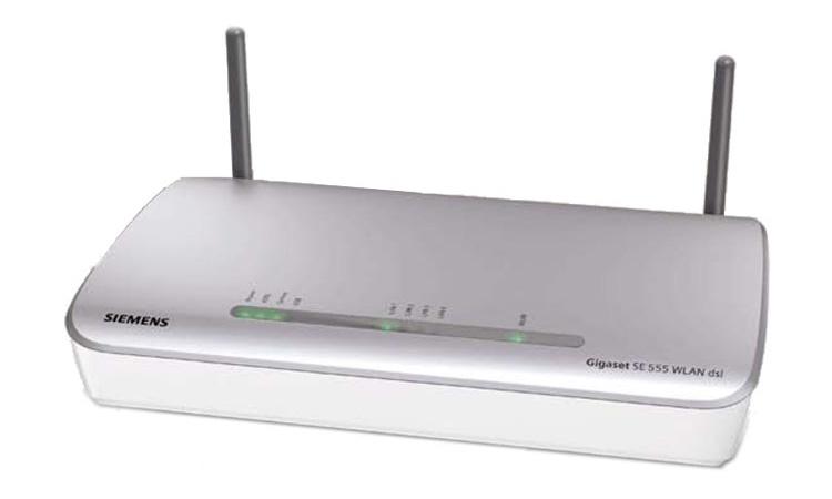 Simens Gigaset SE555 WLAN DSL