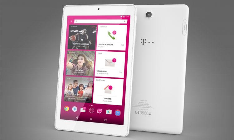Telekom Puls Tablet Ansichten