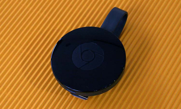Google Chromecast im Unboxing