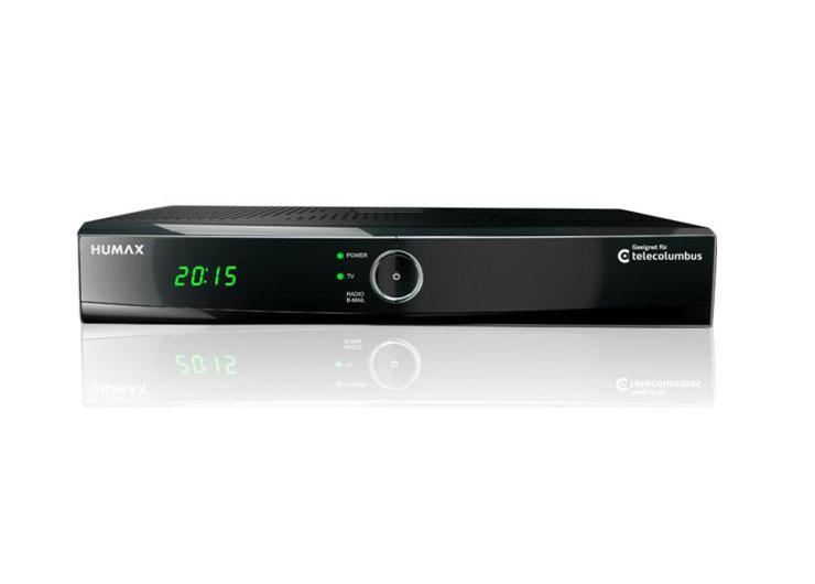 Tele Columbus Humax HD Receiver (groß)