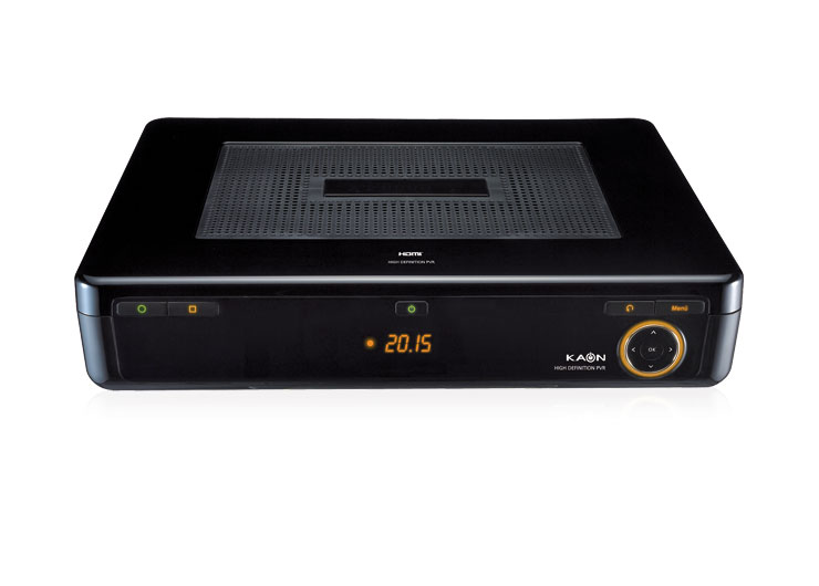tele columbus hd recorder im test der kaon hd festplatten receiver. Black Bedroom Furniture Sets. Home Design Ideas