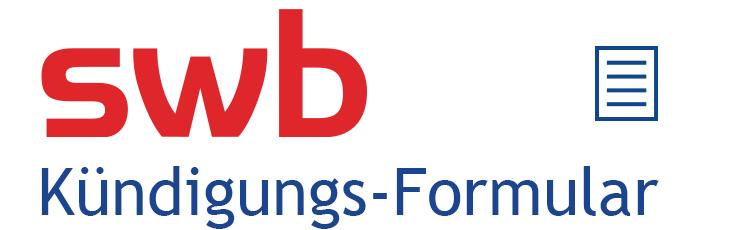 Kündigungs-Assistent Logo SWB