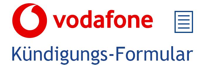 kndigungs assistent logo vodafone - Kabel Deutschland Kundigung Muster