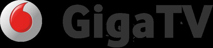 Vodafone Giga TV Logo