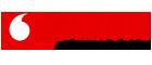 Logo Vodafone im Unitymedia Netz