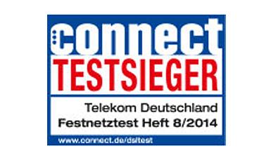 Telekom Festnetz Connect Testsieger