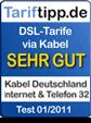 Kabel Deutschland Tariftipp