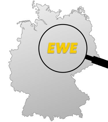 Logo EWE Ausbaugebiet