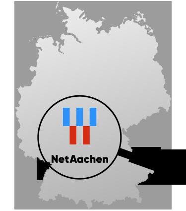 Logo NetAachen Ausbaugebiet