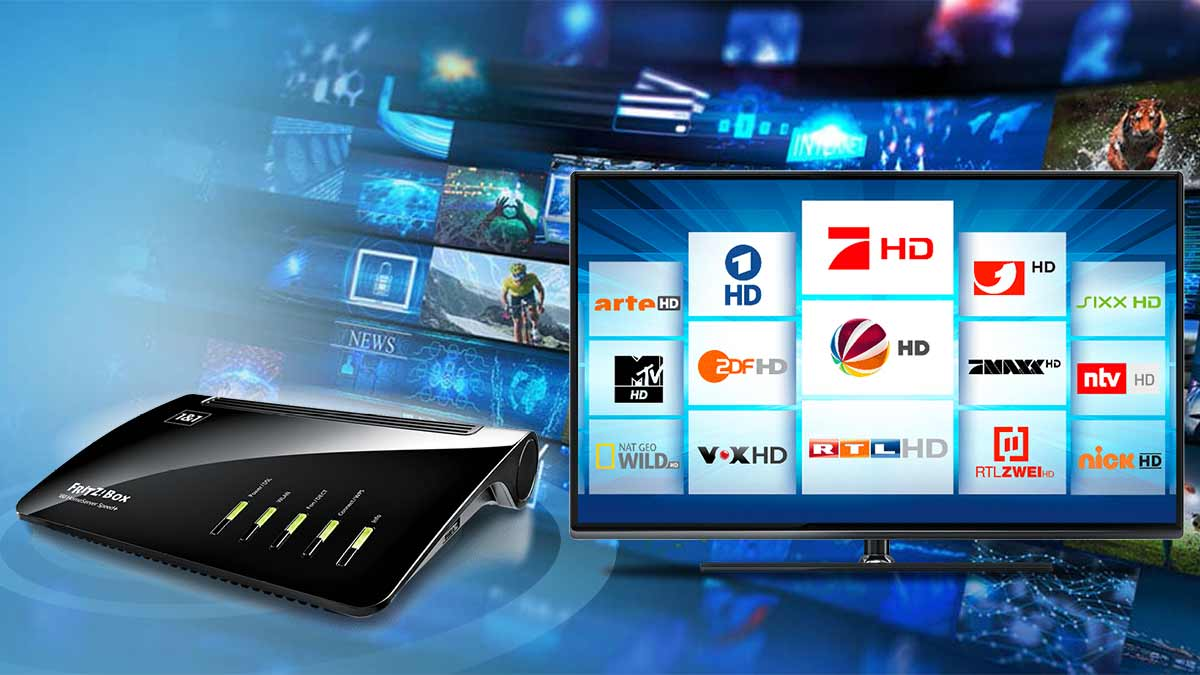 1&1 HD Fernsehen