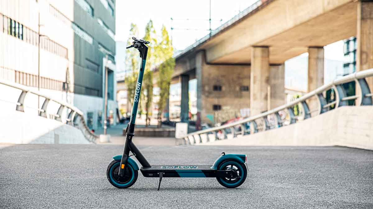 eScooter SoFlow S06