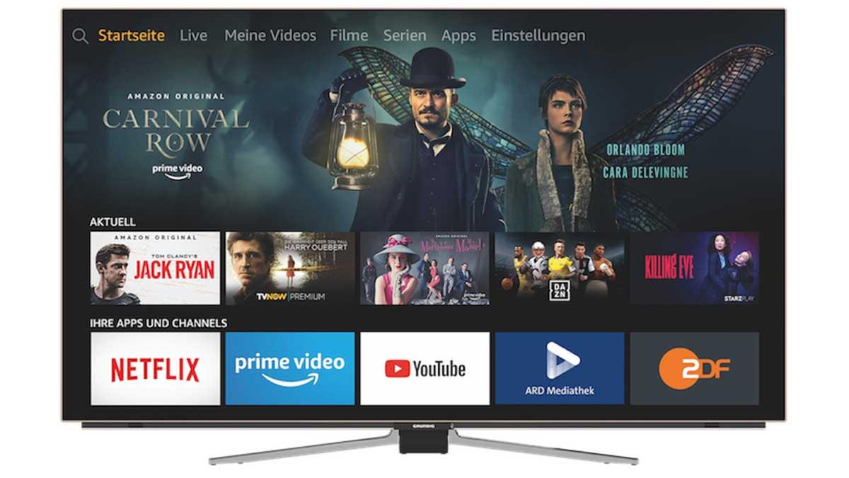 Amazon Fire TV Edition Smart TV