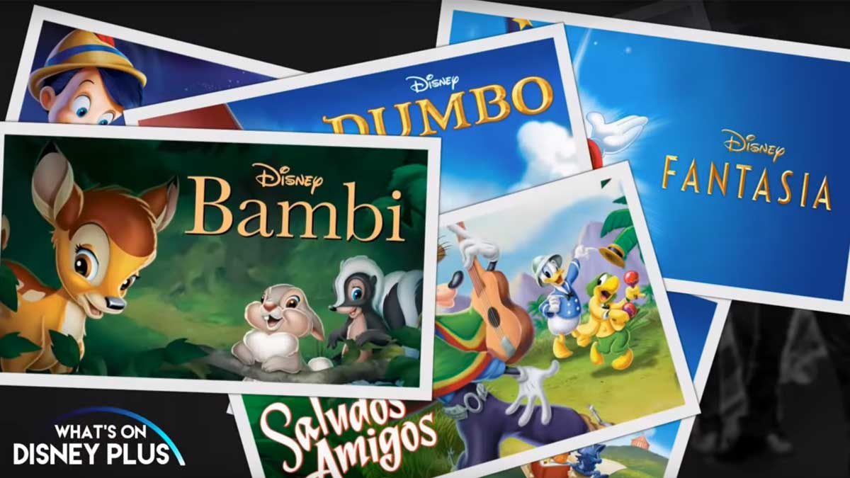 Disney Plus Inhalte